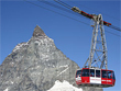 Matterhorn Glacier Paradise - with the highest cable car in Europe!